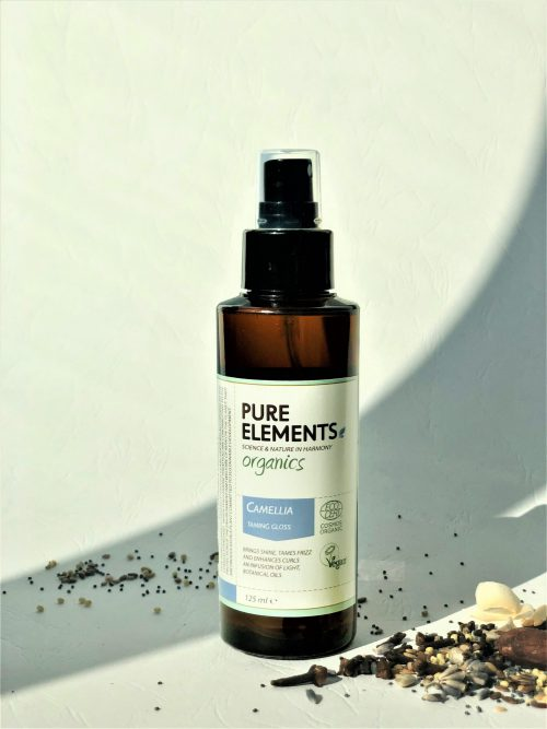 CAMELLIA Taming Gloss - KAMELIJŲ aliejukas plaukų formavimui