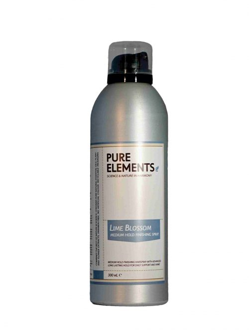 Pure Elements Liepžiedžių lakas plaukams Laque Lime Blossom