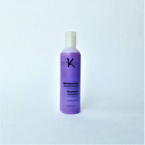 kursaal Žibuoklių aromato šampūnas normaliems plaukams