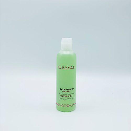 Kursaal Žaliosios arbatos šampūnas ploniems plaukams