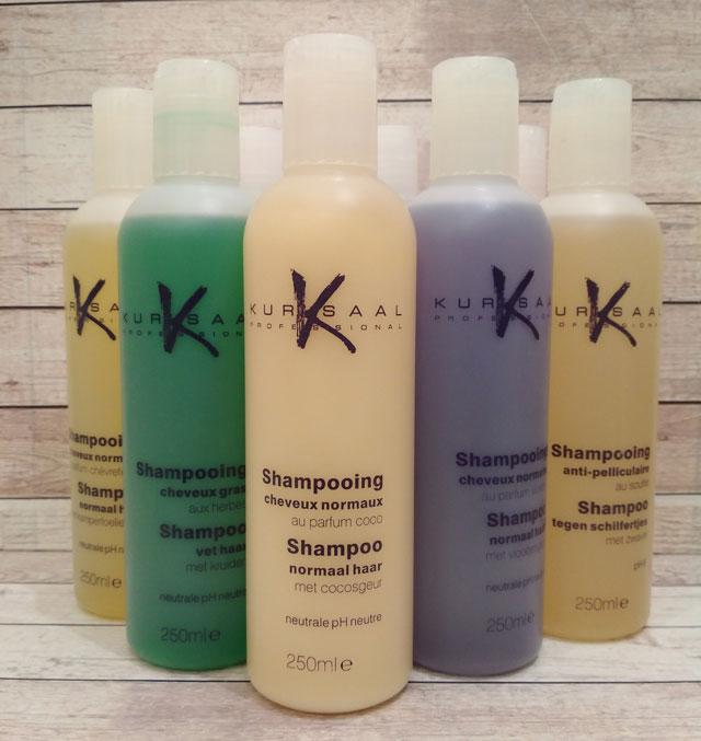 kursaal šampūnai